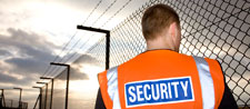 man guarding and security men in the UK and London_Alpine Security